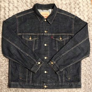 Men's Levi's jacket retail $125 size XXL
